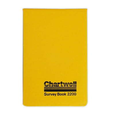Chartwell 2200 Survey Book