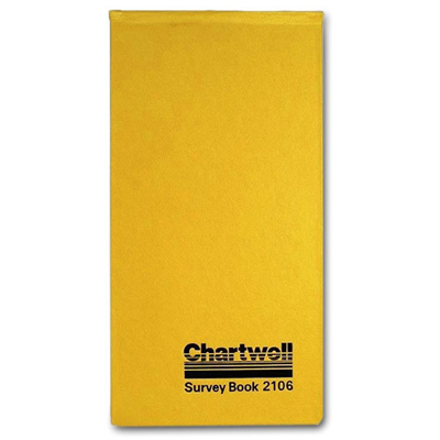 Chartwell Survey 2106 Field Book