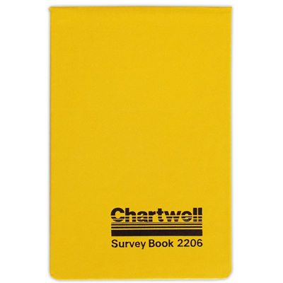 Chartwell Survey 2206 Field Book