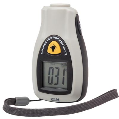 Infra Red Pocket Thermometer