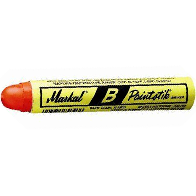 Red Markal B Paint Stick