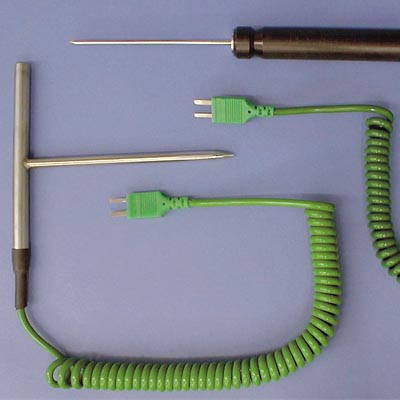 Single and Dual Input K Type Thermometer