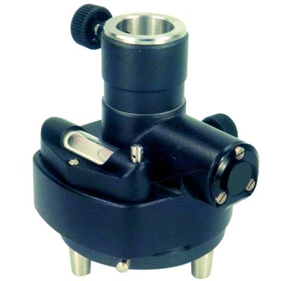 Tribrach Adaptor with Plumb