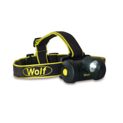 Wolf Zone Headtorch