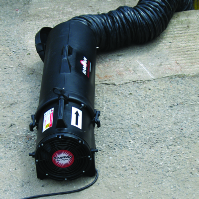 ATEX Air Mover 200mm Electric 110V