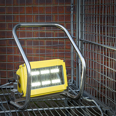 ATEX LED Floodlamp Battery Back Up
