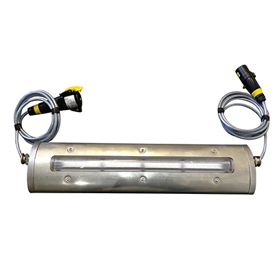 ATEX LED Link-Light - Stainless Steel - Zone 1