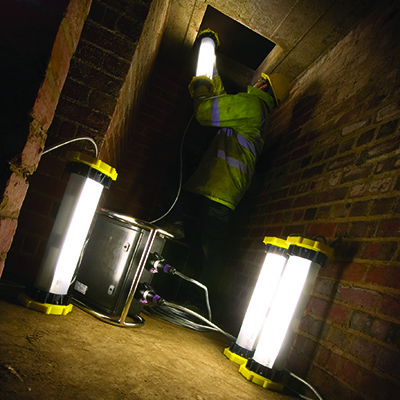 ATEX Tank Lighting Kit