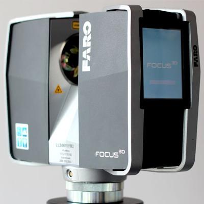 Hire Faro Laser Scanner Focus3d X 130