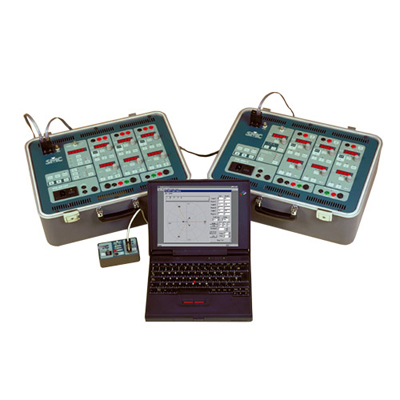 SMC Tres Three Phase Relay Test Set