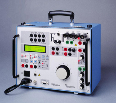 Sverker 760 Relay Test Set