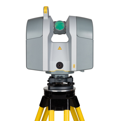 Trimble TX6 3D Scanner Front