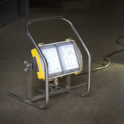 Wolf ATEX LED Floodlamp - 24V