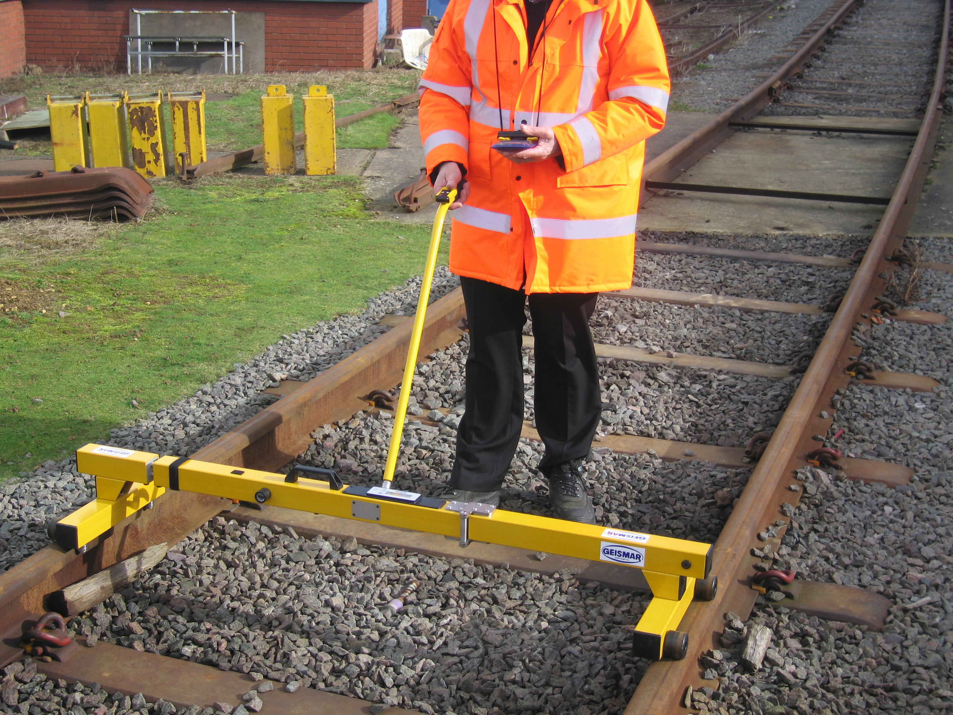 Rail Gauges Rental