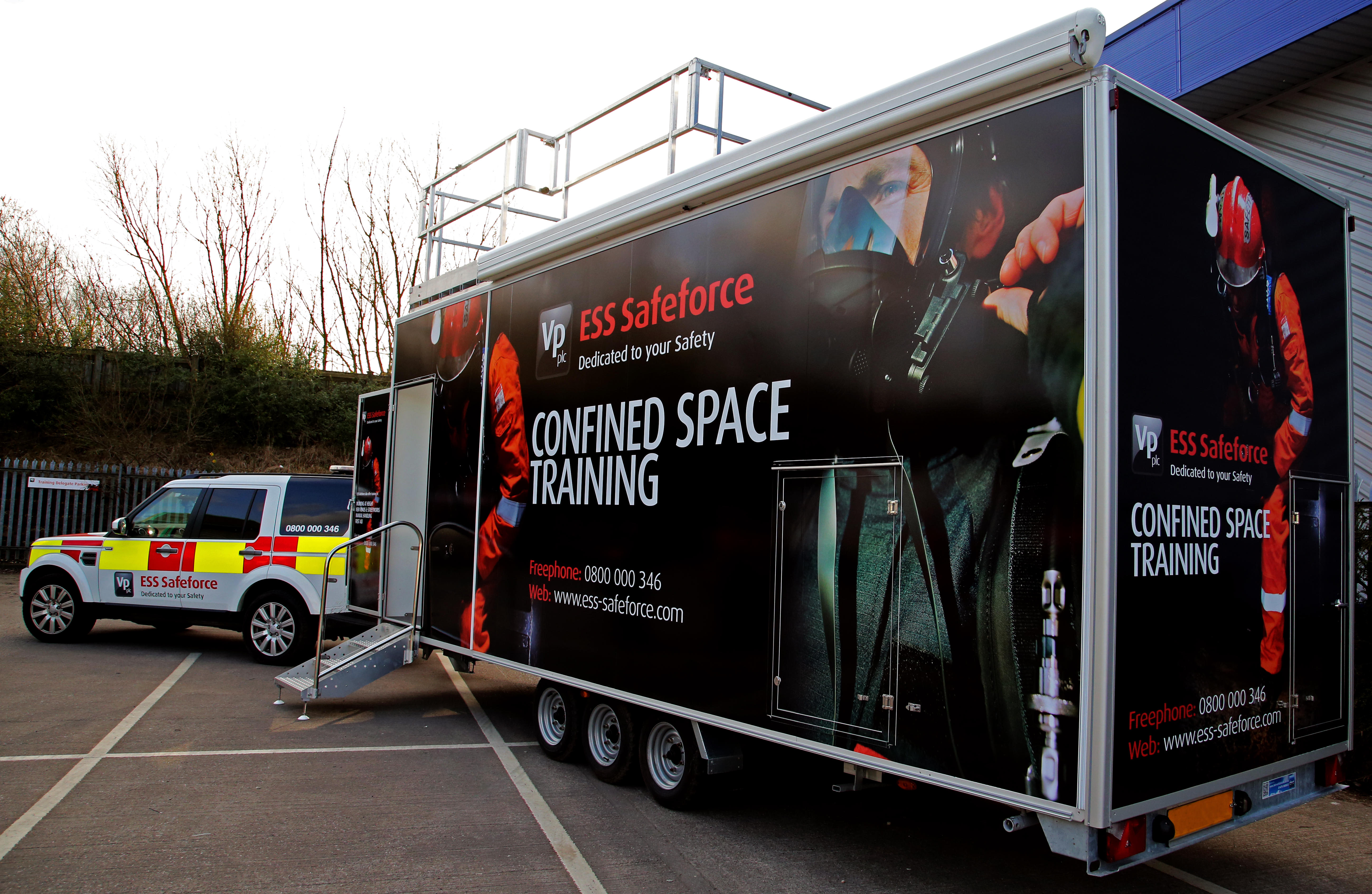 Confined Space Training Unit