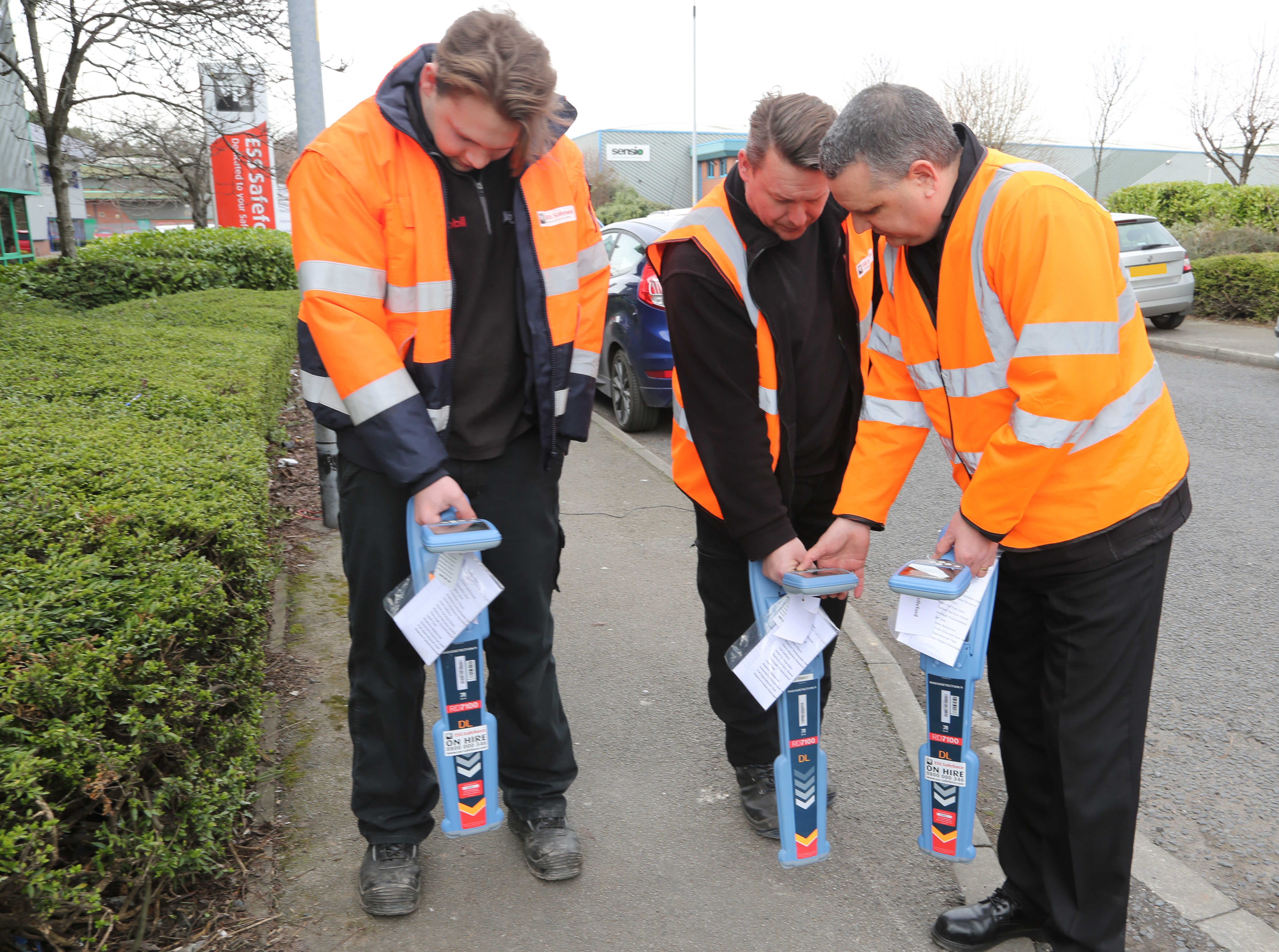 Cable Detection Training