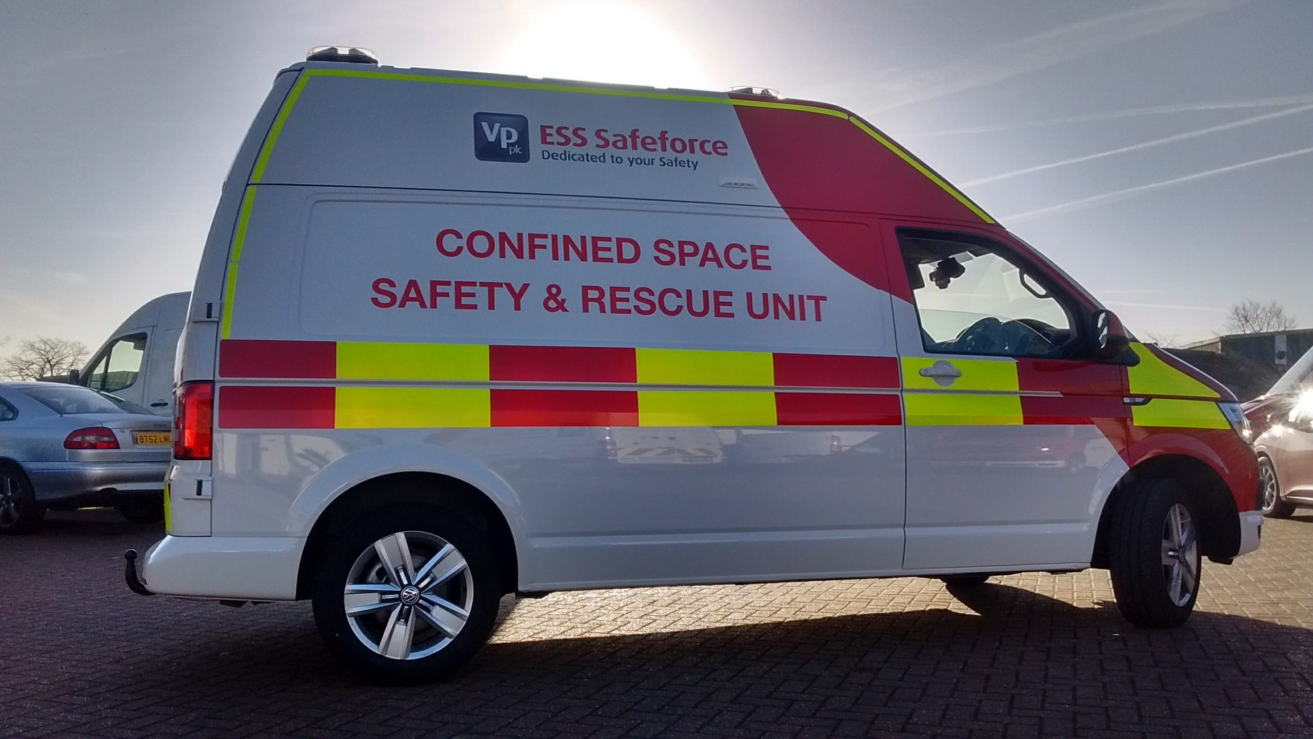 Confined Space Safety & Rescue Unit