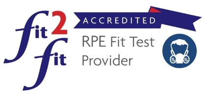 Fit2Fit Accredited Face Fit Testing