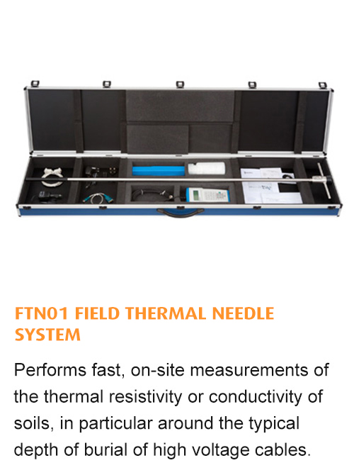 FTN01 field Thermal Needle System